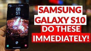 Video Samsung Galaxy S10 First 30 Things You Should Do Immediately To Make It 10x Better -YouTube Tech Guy MP3, 3GP, MP4, WEBM, AVI, FLV Juni 2019