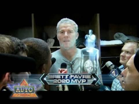 2010 Super Bowl TV Ads: Hyundai with Brett Favre Commercial