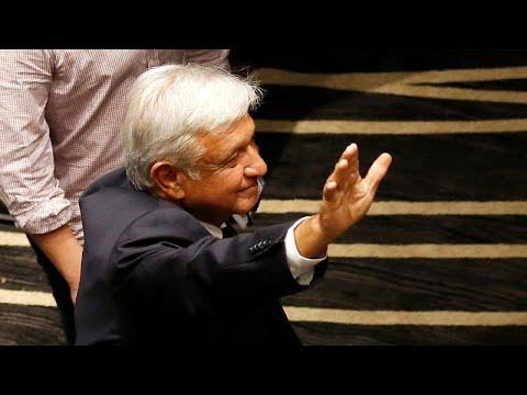 Μεξικό: Νέος Πρόεδρος της χώρας ο Ομπραδόρ