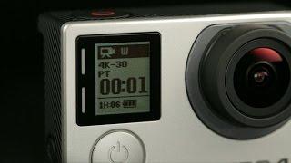 GoPro - HERO 4 - Black - Sportovní kamera