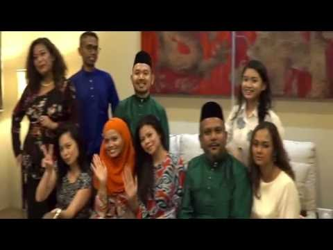 2016 Hari Raya Open Hse At Les's & Zamri's ( Instrumental Version )