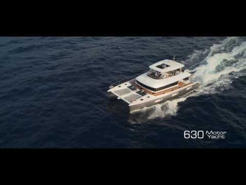 Lagoon 630 – Motor Yatch