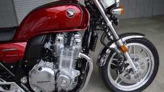 9. 2014 CB1100 Deluxe SALE / Honda of Chattanooga TN - Retro Vintage Style Motorcycle