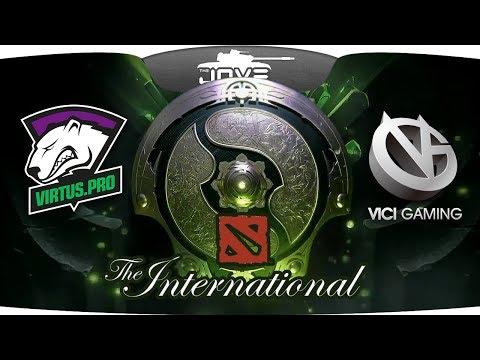 РУССКИЕ против КИТАЯ! ● Virtus.Pro vs. Vici Gaming ● The International 2018