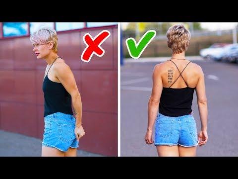 25 BRILLIANT CLOTHING HACKS EVERY GIRL NEEDS TO KNOW - Thời lượng: 24 phút.