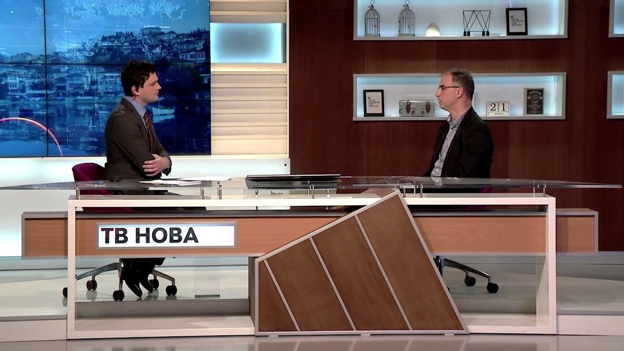 Иван Стоилковиќ – гостин во Поенти на ТВ Нова