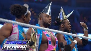 Nonton Lucha Dragons Crash The New Day   S New Year   S Eve Celebration  Smackdown  Dec  31  2015 Film Subtitle Indonesia Streaming Movie Download