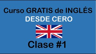 Clase Nº1 - Pronombres, adjetivos posesivos y verbo To be.