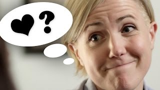 What Your Lesbian Friend Is Actually Thinking (w/ Hannah Hart)