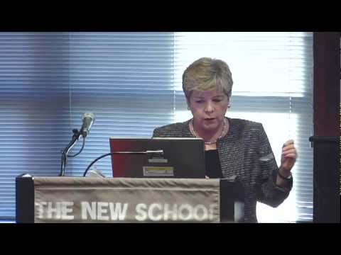 Time for Equality: Vortrag von Dr. Alicia Barcena | The New School
