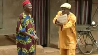 THE PROF 1 -4 (Nigerian Movie).