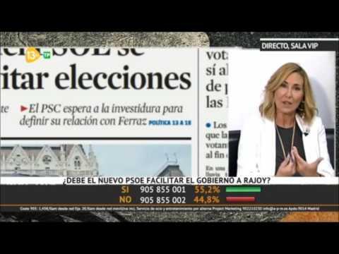 """Ana Beltrán, en 13 TV: """"El PSOE gobierna de forma diferente en cada comunidad; en Navarra está de acuerdo con el PP en los temas fundamentales"""""""