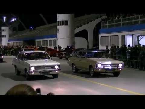 Desfile do Clube do Opala de São Paulo 2014 - Auto Show Collection - Sambódromo do Anhembi