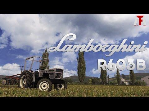 Lamborghini R603B v1.0