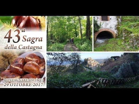 Montagnareale. 43 edizione della Sagra della Castagna.