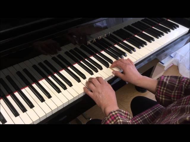 (ビフォー)大人初心者「アメイジンググレイス」を弾いてみた。