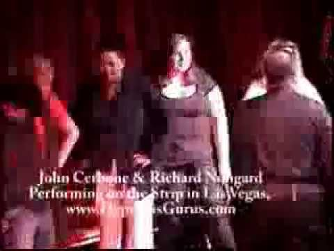 Cerbone & Nongard Hypnosis Show at Planet Hollywood Las Vegas