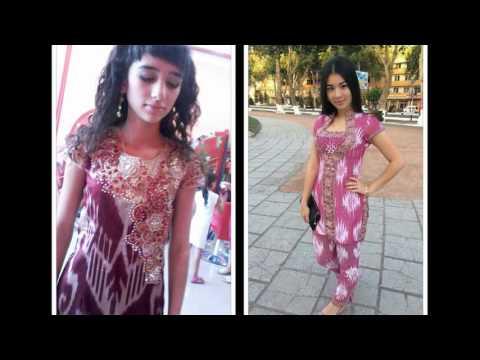 Milliy va Zamonaviy liboslar modasi va fasonlar Fashion UZ 1-qism