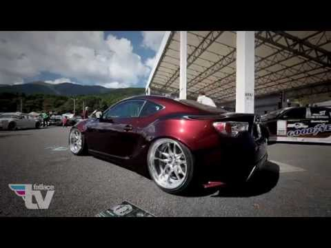 Fatlace TV – Slammed Society & Hellaflush Japan 2013