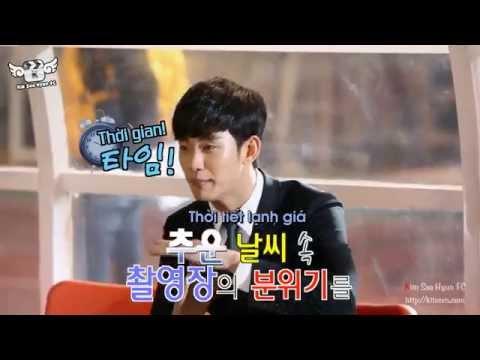 [Vietsub] Hana Bank CF Making Film   Kim Soo Hyun