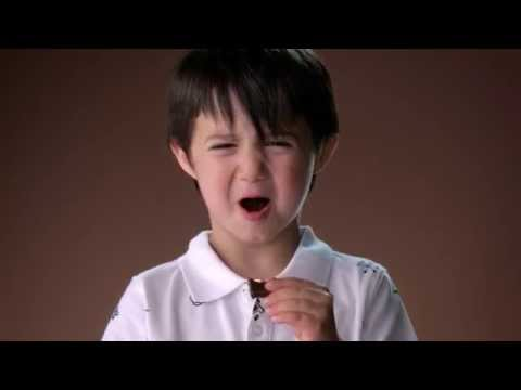 Kids Try Dark Chocolate
