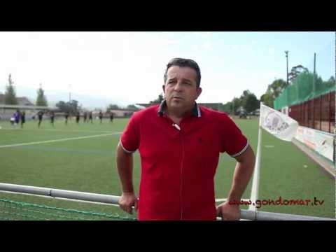 Hipólito Pérez nos habla sobre el Fútbol Base Gondomar.