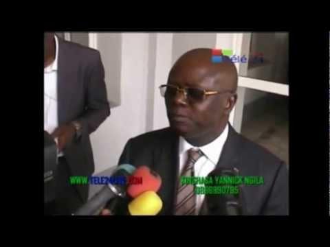 TÉLÉ 24 LIVE: Suite à l'insécurité et au braquage à Kinshasa, André Kimbuta au micro de Télé 24 live