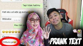 Video 2K SUBS Prank Text RIA RICIS - Di Bilang Cemburu Sama.. Hmm MP3, 3GP, MP4, WEBM, AVI, FLV September 2018