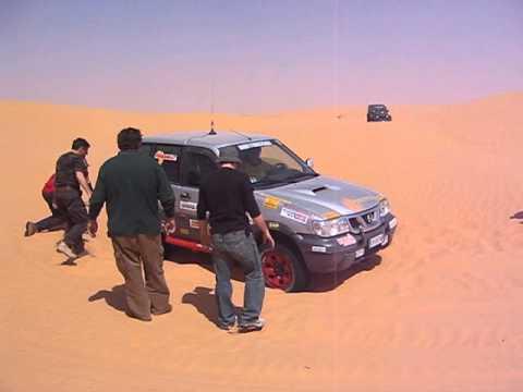 Tunisia in 4x4 vento e deserto