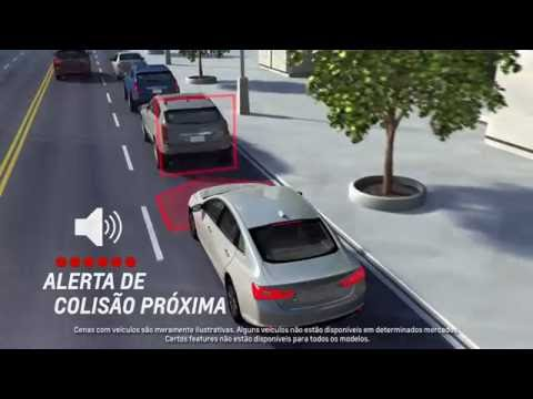Alerta de colisão está presente no Novo Cruze