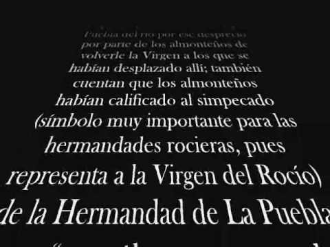 Las sevillanas rocieras más polémicas de La Historia del Cante por Sevillanas