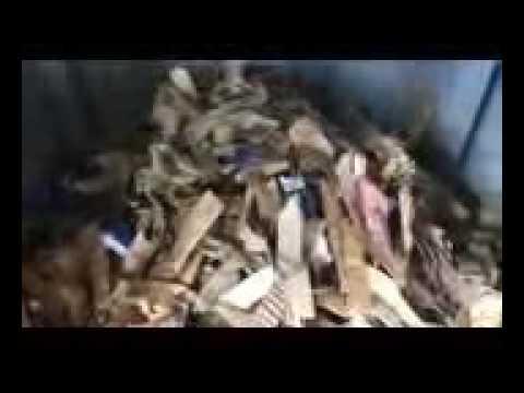 Waste Paper Shredder