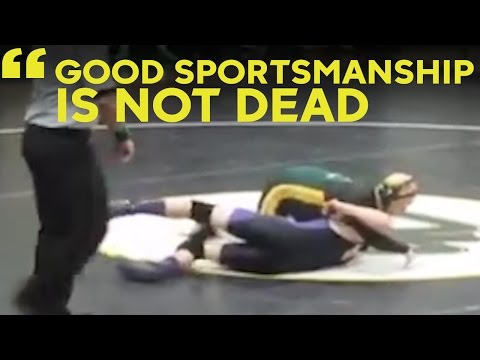 The Meaning Of Sportsmanship