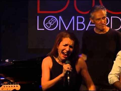 Concert Bside - Duc des Lombards - Paris  - 20.10.2013 (1er set) (видео)