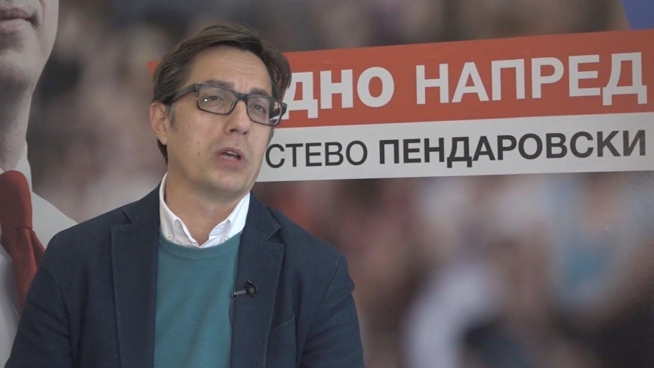 Στέβο Πεντάροφσκι: Διασφαλισμένη η Συμφωνία των Πρεσπών
