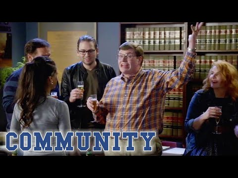 Garrett Proposes To Stacy | Community