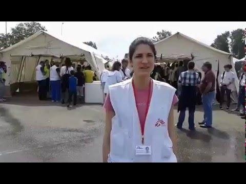 Η γιατρός Σταυρούλα Κωστάκη για τον εμβολιασμό στην Ειδομένη