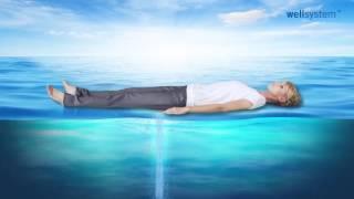 Wellsystem relax κρεβάτι μασάζ