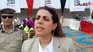 ريهام ابوإسماعيل: اهتمام كبير من صندوق تحيا مصر بسيناء والصعيد