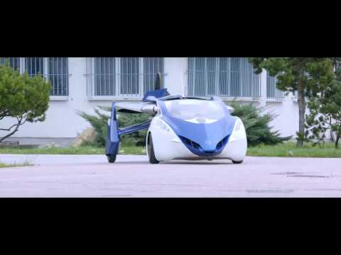 aeromobile 3.0: l'auto volante del futuro?