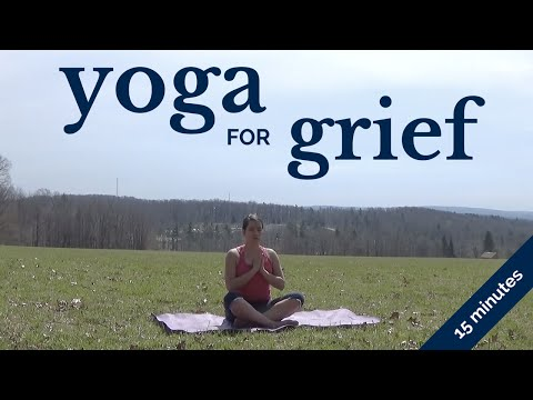 Yoga for Grief with Alex Howlett