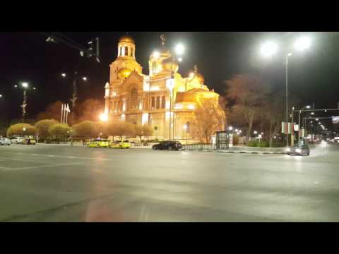 Samsung Galaxy Note 5 4K Night Sample Video