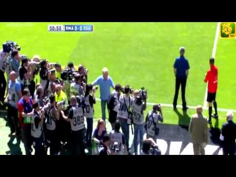 Mourinho Vs Journalists - Amazing Video! Real Madrid Osasuna