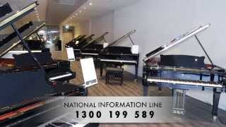 Steinway Pianos Australia Featuring CEO Mark O'Connor