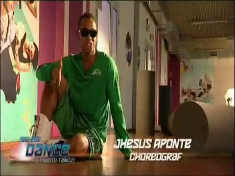 Jhesus Aponte Choreography Reel
