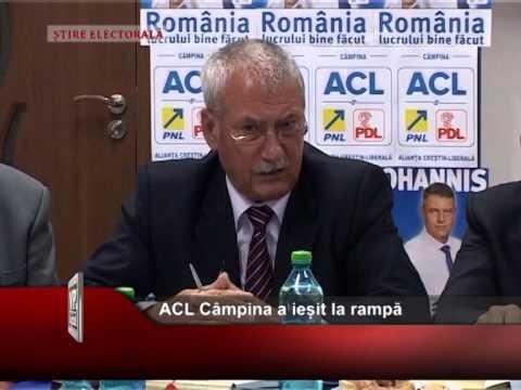 ACL Câmpina a ieșit la rampă