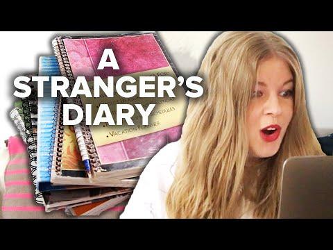 I Bought A Stranger's Diary (видео)