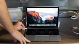 USB Killer Type-C vs Macbook 12