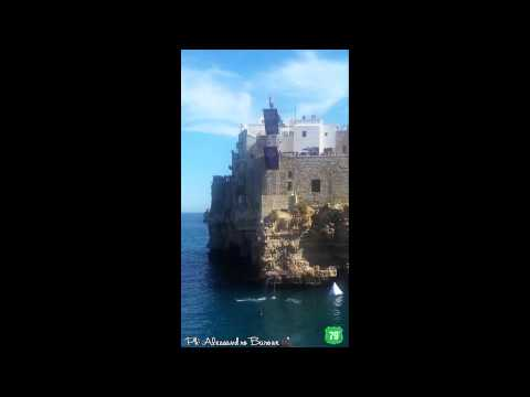 Red Bull Cliff Diving 2015 - Polignano a Mare