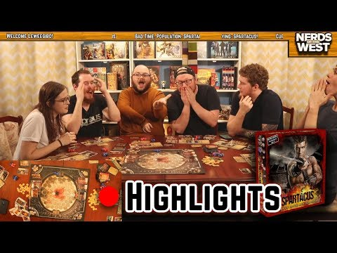 Spatarcus vs Pringles!  - Spartacus Stream Highlights!